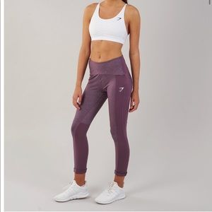Gymshark Textured Leggings-S